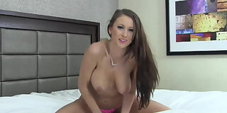 watch me ride a cock that can actually make me cum