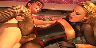 exotic pornstar holly wellin in hottest facial latex porn scene
