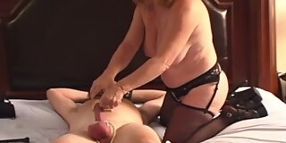 my stepgrandma likes her sexual experiences to be on video