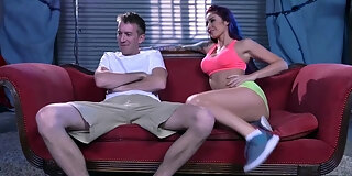 brazzers day with a pornstar monique alexander and danny