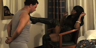 black beauty discovers pleasures of femdom glambitches
