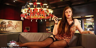 procedure of chastity with your keyholder lady julina