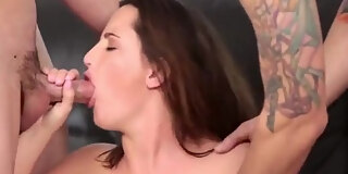 hope howell gets fucked by her stepbrother and his friend