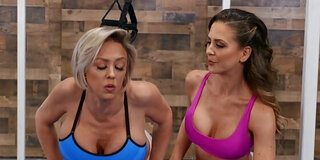 brazzers cumplimentary training session